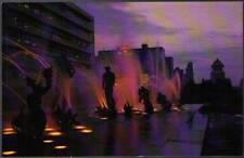 (u76) St. Louis MO: Fountains in Aloe Plaza