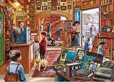 GIBSONS JIGSAW PUZZLE 1000 PIECES Hidden Treasures By Steve Crisp G6160