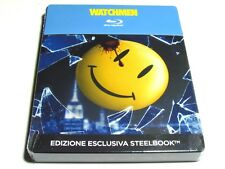 THE WATCHMEN BLU-RAY STEELBOOK *IMPORT *ENGLISH AUDIO *REGION FREE BRAND NEW