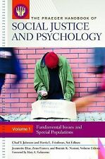 The Praeger Handbook of Social Justice and Psychology [3 Volumes] by Chad V. Joh