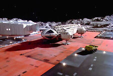 SPACE 1999 1976 EAGLE ONE 1 MATTEL**Eagle in Space Glossy Kodak Print A4 Size