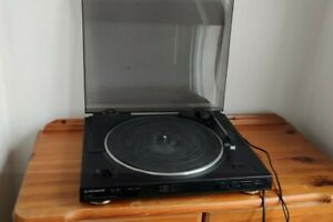 Vinyl Player Pioneer PL-990 Full Automatic Stereo Turntable