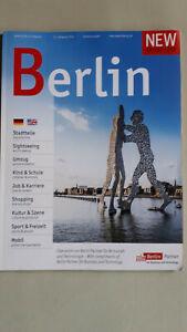 """New in the City Sonderausgabe """"Berlin"""", deutsch/english"""