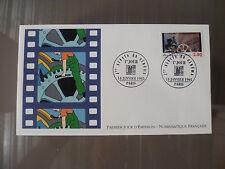 1995 LOT DE 64 ENVELOPPES PREMIER JOUR FRANCE / FDC