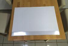 Schreibtisch Unterlage mit Kantenschutz Schreibunterlage DIN A 2, 40 Blatt,
