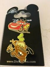Lightning McQueen and Tow Mater - Disney Hats Pin 82475
