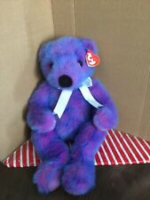 "TY Classic - Purplebeary - 15"" - Great Condition,"
