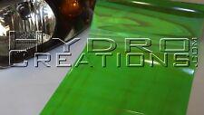 "12"" x 180"" - Neo Chameleon Green Gloss Headlight Taillight Fog Light Tint"