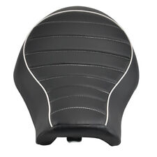 Motorcycle Solo Seats Front Driver Saddle Cushion Hump For Harley XL883 1200 48