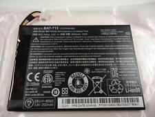 New Genuine BAT-715 Battery 2640mAh for Acer Iconia Tab B1 B1-710 (1ICP5/60/80)