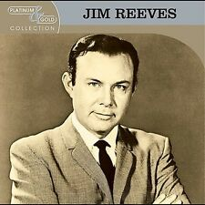 Jim Reeves - Platinum & Gold Collection [New CD] Manufactured On Demand, Rmst