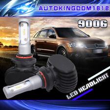 50W 8000LM 6000K HB4 9006 9012 CSP Led Headlight Kit Super Bright Fanless Bulb