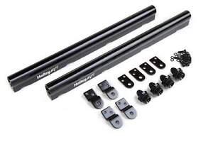 Holley 534-209 LS Hi-Flow Fuel Rails For LS1, LS2, LS3, LS6 & L99 Factory Intake