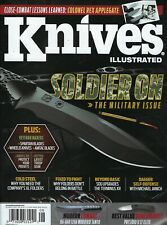 Knives Illustrated  Issue # 8   August  2020