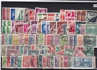 BULGARIA AND CZECHOSLOVAKIA MOUNTED MINT AND USED STAMPS REF R574