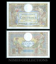 100 FRANCS LUC OLIVIER MERSON du 12-4-1915  ETAT: pr SUP  D 2767