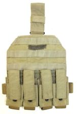 Eagle Allied Industries SFLCS Drop Leg MOLLE Platform w/ Double 40mm Grenadier