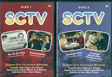 SCTV Second City TV 2 DVD Set (Episodes 79,80,81,82) John Candy Rick Moranis