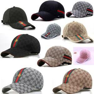 New Adjustable Men Baseball Cap Sunshade Sanapback Casual Women Outdoor Golf Hat