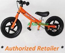 Glide Bikes Ezee Glider 12 in Kids Learning Balance Bike ORANGE EG12-O EVA - NEW