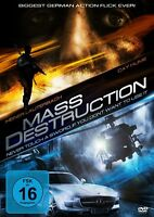 DVD - Mass Destruction - Nuovo/Originale