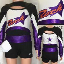 Cheerleading Uniform Rockstar  Allstars Youth SM