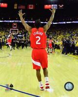 Kawhi Leonard Toronto Raptors NBA Championship Celebration 8X10 Photo