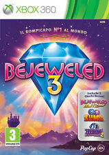 Bejeweled 3 - Il Rompicapo N. 1 Al Mondo XBOX 360 IT IMPORT ELECTRONIC ARTS