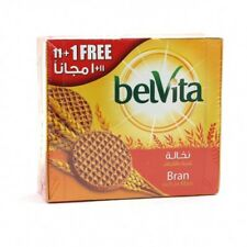 BELVITA BRAN BISCUITS (12 PIESES)