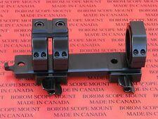 QUICK RELEASE PICATINNY scope mount (fit - ZEISS,SCHMIDT & BENDER,LEUPOLD)