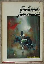 DANCER FROM ATLANTIS ~ POUL ANDERSON ~ COVER ART FRAZETTA ~ BOOK CLUB EDITION
