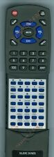 Replacement Remote for PANASONIC EUR7914Z60, PTAE2000U