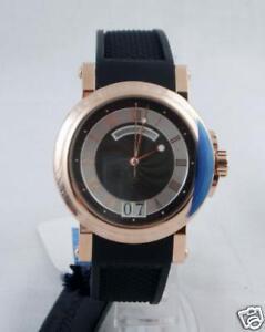 Breguet Marine Automatic Big Date 18kt Rose Gold Watch