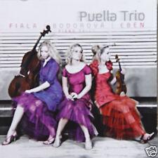 Czech Piano Trios with Puella Trio
