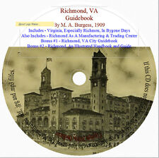 Richmond VA Guide Book + Bonuses