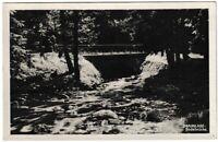 Ansichtskarte - Braunlage im Harz - Blick auf die Bodebrücke - 1932 schwarz/weiß