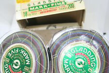 Vintage Gladding Mark Five 18lb Leadcore Line With Box - 200Ft