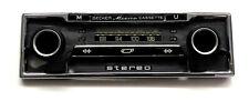 Oldtimer BECKER Mexico Autoradio Blende Mercedes Benz 60/70er Jahre