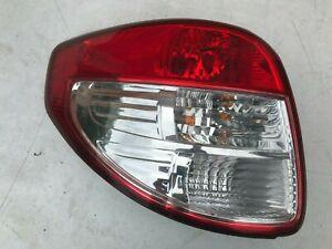 07-13 SUZUKI SX4 HATCHBACK LEFT DRIVER SIDE TAIL LIGHT 08 09 10 11 12 LAMP