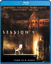 Session 9 (2016, REGION A Blu-ray New)