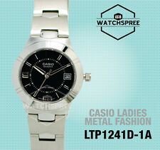 Casio Women's Classic Series Watch LTP1241D-1A
