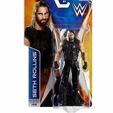 """WWF WWE Wrestling  SETH ROLLINS 6"""" boxed toy action figure VERY NICE!"""