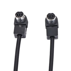Cd Change Cable For JVC Extension Male To Male Full Pin Din Cable Skcw011