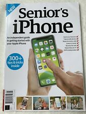 2020 iPHONE FOR SENIORS Magazine Tips & Hints Inside BRAND NEW For All iPhones!
