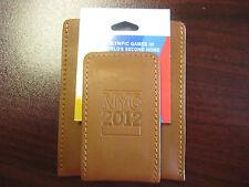 2012 New York City Olympic Bid City - Leather Wallet