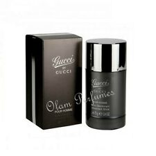 Gucci by Gucci Pour Homme Deodorant Stick For Men 2.4oz 70g * New in Box *