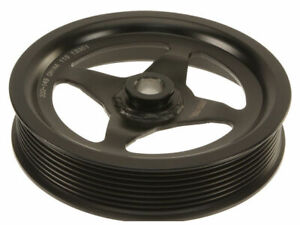 For 2010 Dodge Ram 4500 Power Steering Pump Pulley Dorman 28236BY
