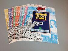 TEX presenta La Storia del West # 1/10 - SOLO COPERTINE - Hobby & Work - CPL
