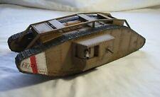 1:35 WWI Brit. Panzer Mark IV Male gebaut, TOP!