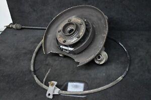 Volvo XC70/V70 AWD Rear Wheel Hub/knuckle/bearing/rear Left Side/D5/Auto/